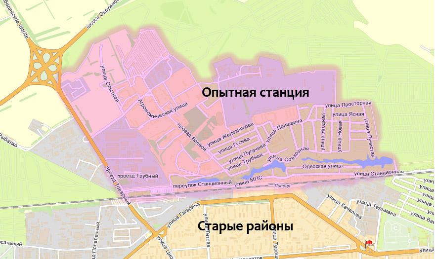 Особенности земельного рынка городского округа самара